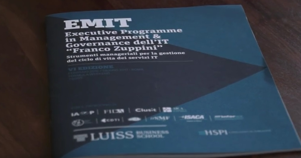 EMIT X – Executive Programme Digital Innovation & Governance