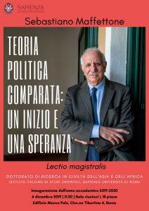Lectio magistralis Maffettone