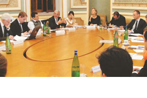 Corporate Advisory Board (CAB)