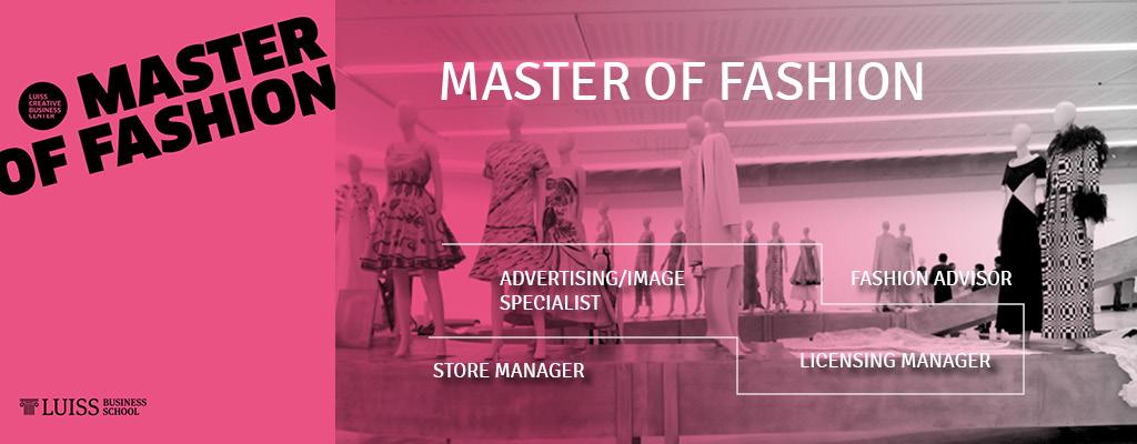Master of Fashion