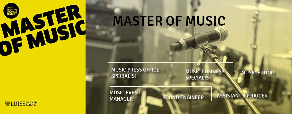 LUISS Master of Music