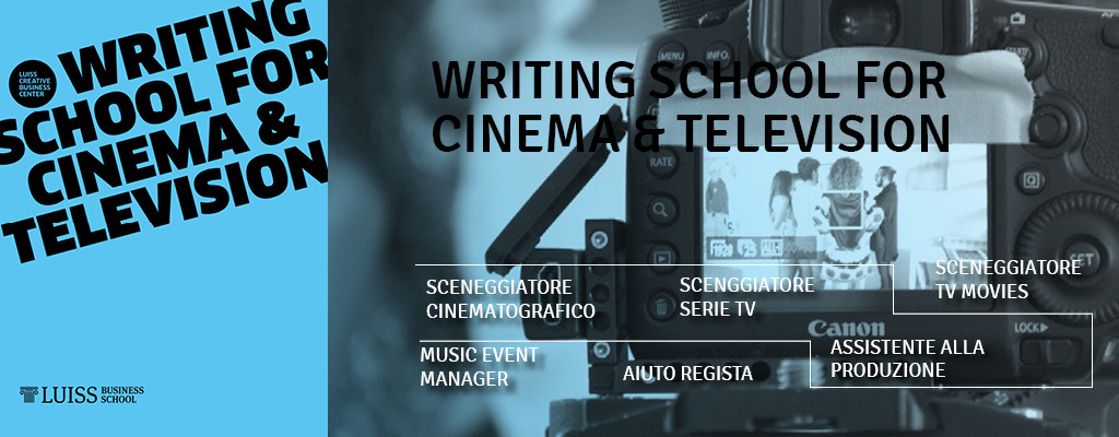 Writing school for Cinema & Television