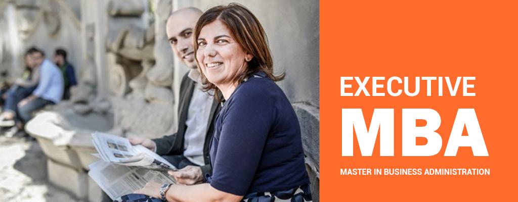 L'Executive Master in Business Administration rappresenta un'esperienza unica di sviluppo personale