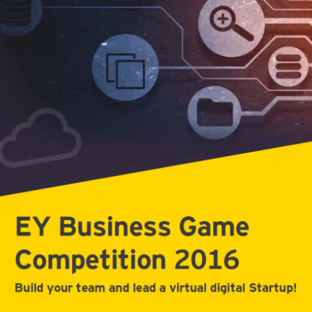 EY Business Game Competition 2016