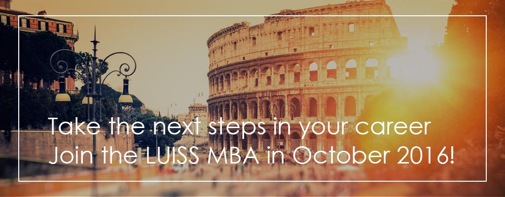 Admissions MBA