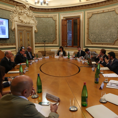 Lobbying and institutional relations: the élite of the sector meet at LUISS Business School for the Corporate Advisory Board