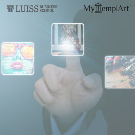 A new partnership between the LUISS Master of Art and MyTemplArt®