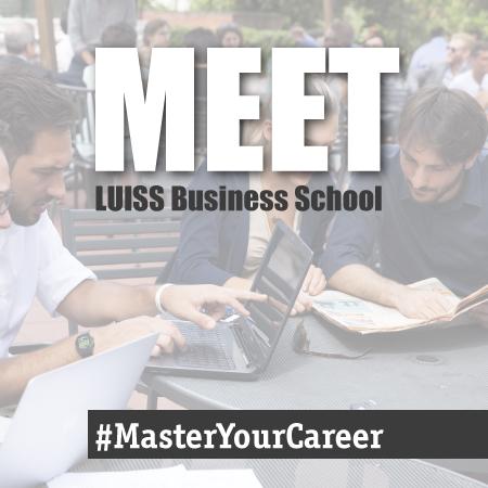 Meet LUISS Business School in your city