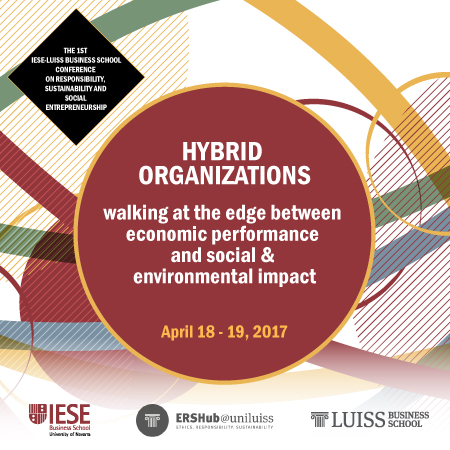 The 1st IESE-LUISS Conference on Responsibility, Sustainability and Social entrepreneurship