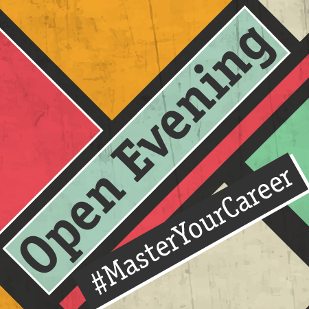 Masters Open Evening – March 31 2017