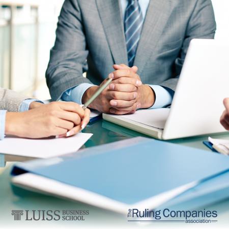 L'evoluzione della cultura d'impresa con LUISS Business School e The Ruling Companies Association