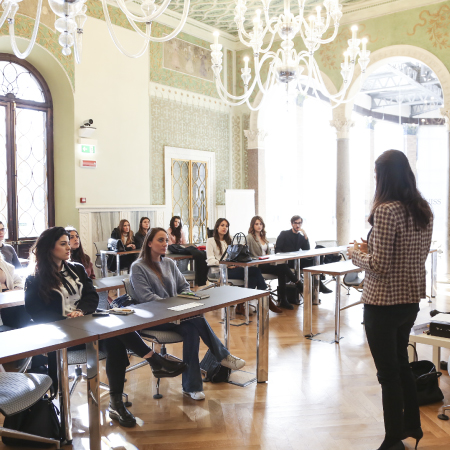 LUISS Business School's Master of Fashion & Luxury Management – Major Fashion has begun