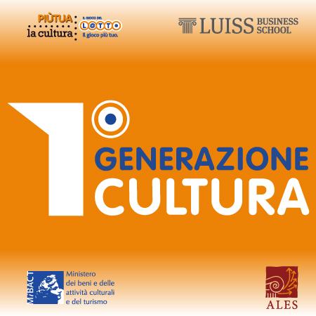 """Bando """"Generazione cultura"""" per giovani neolaureati"""