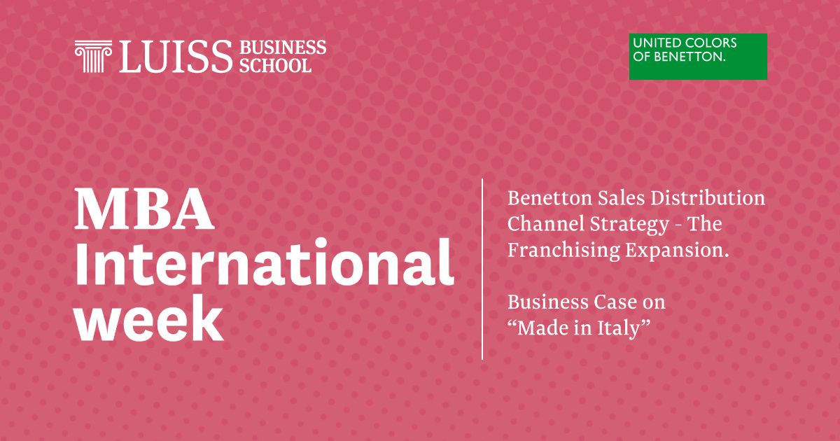 MBA international week