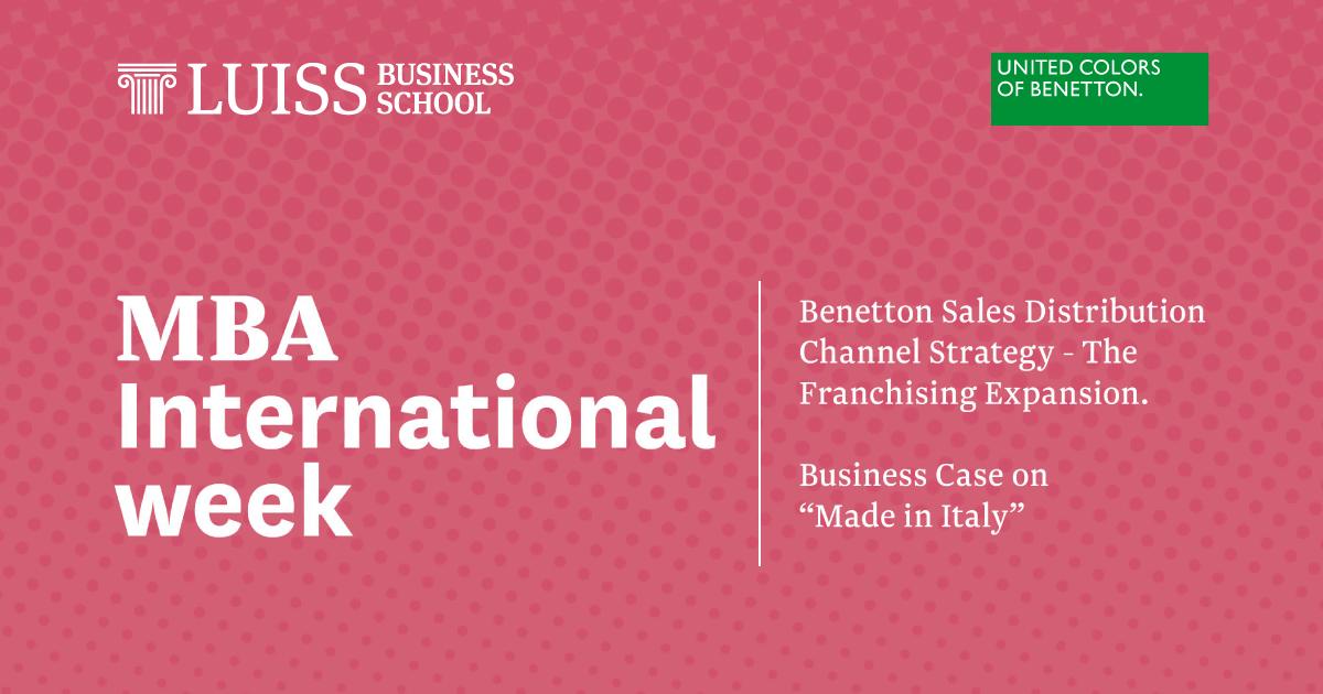 MBA international week