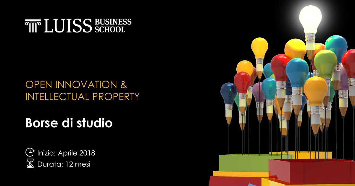 open innovation master luiss business school