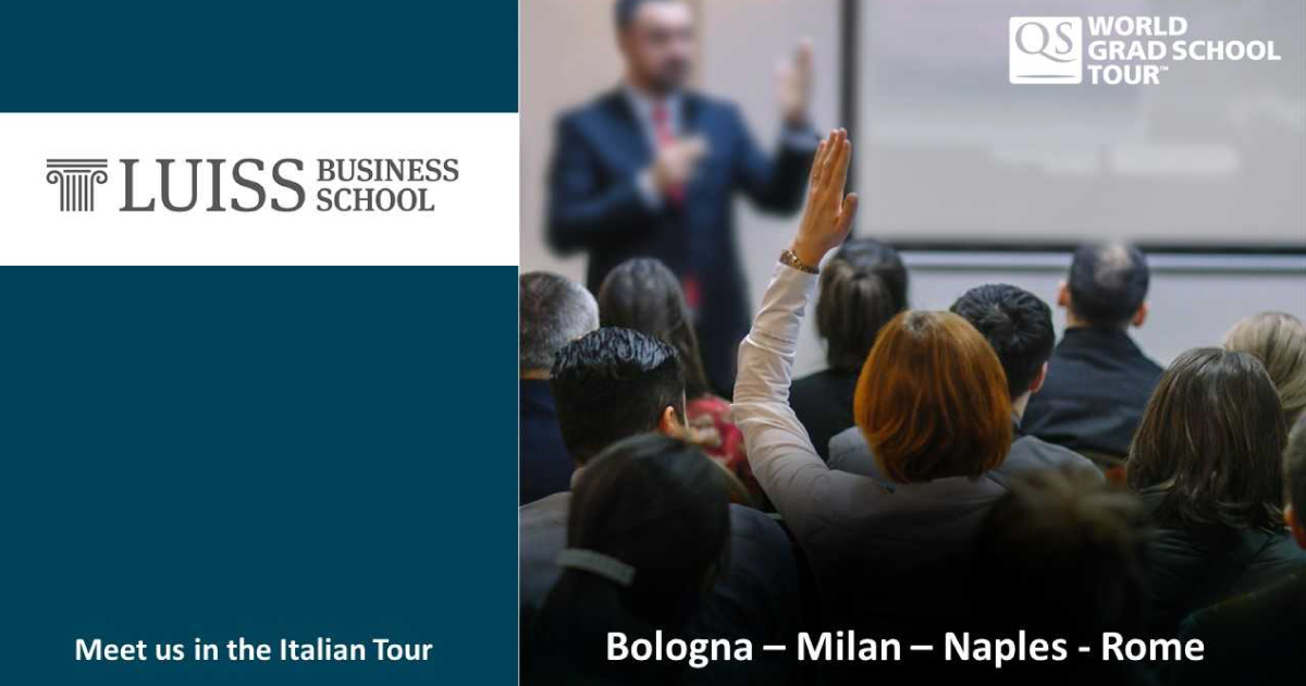 qs fiere luiss business school