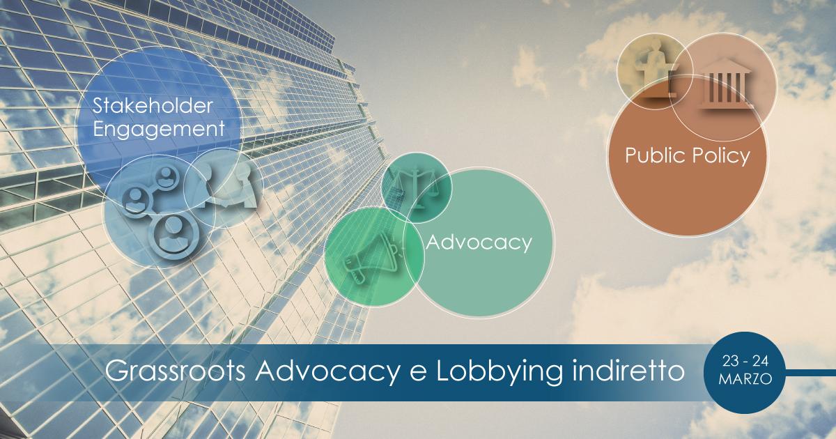 grassroots advocacy lobbying