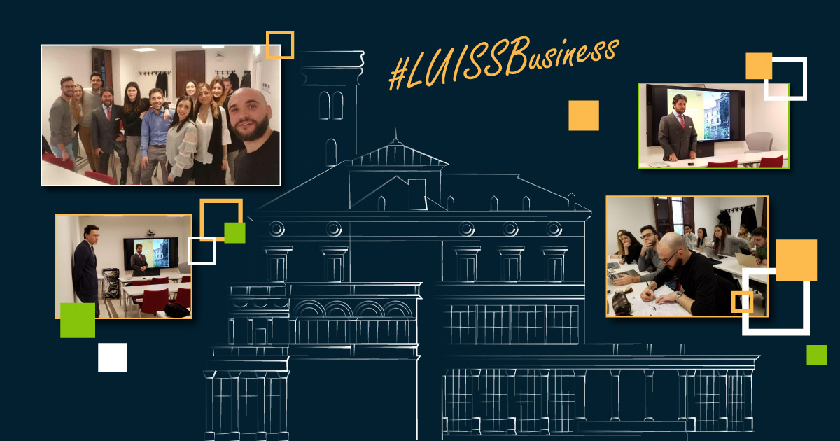 consulente legale d'impresa master luiss business school
