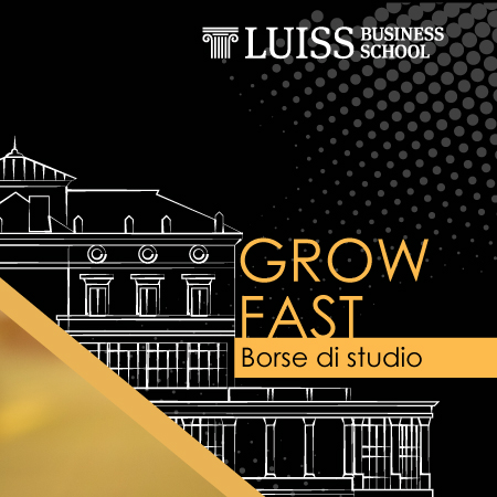 Bando per GROW FAST Talent Program 2018
