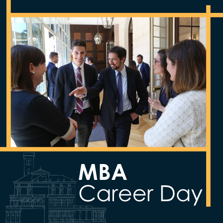Discover your talent and make it happen: the MBA Career Day