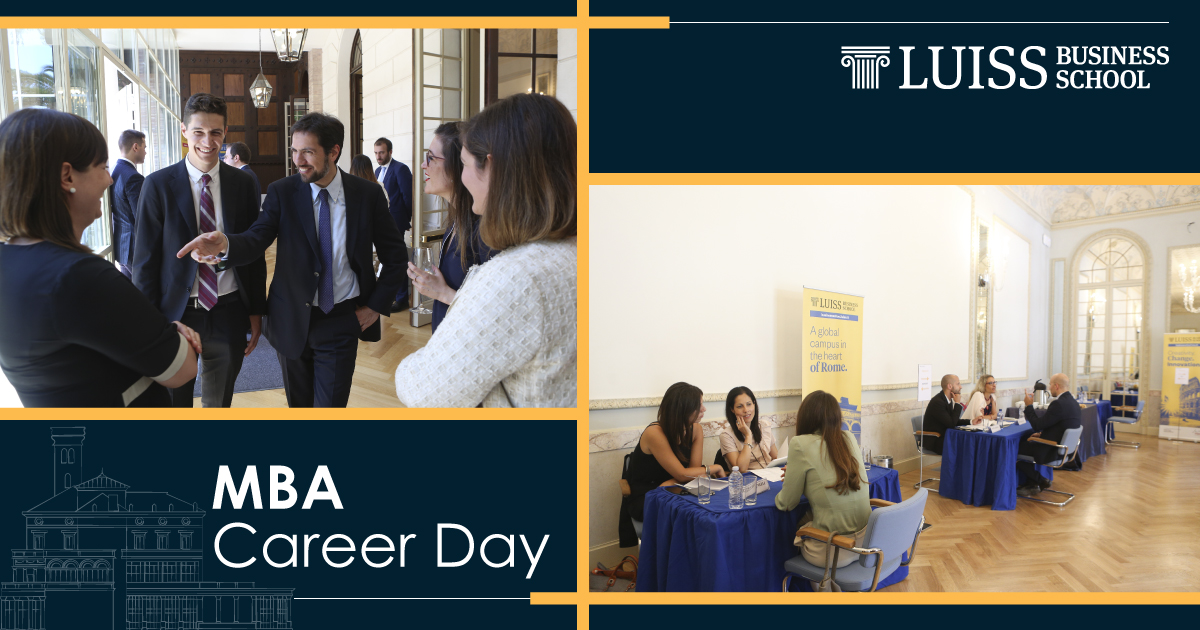 mba career day