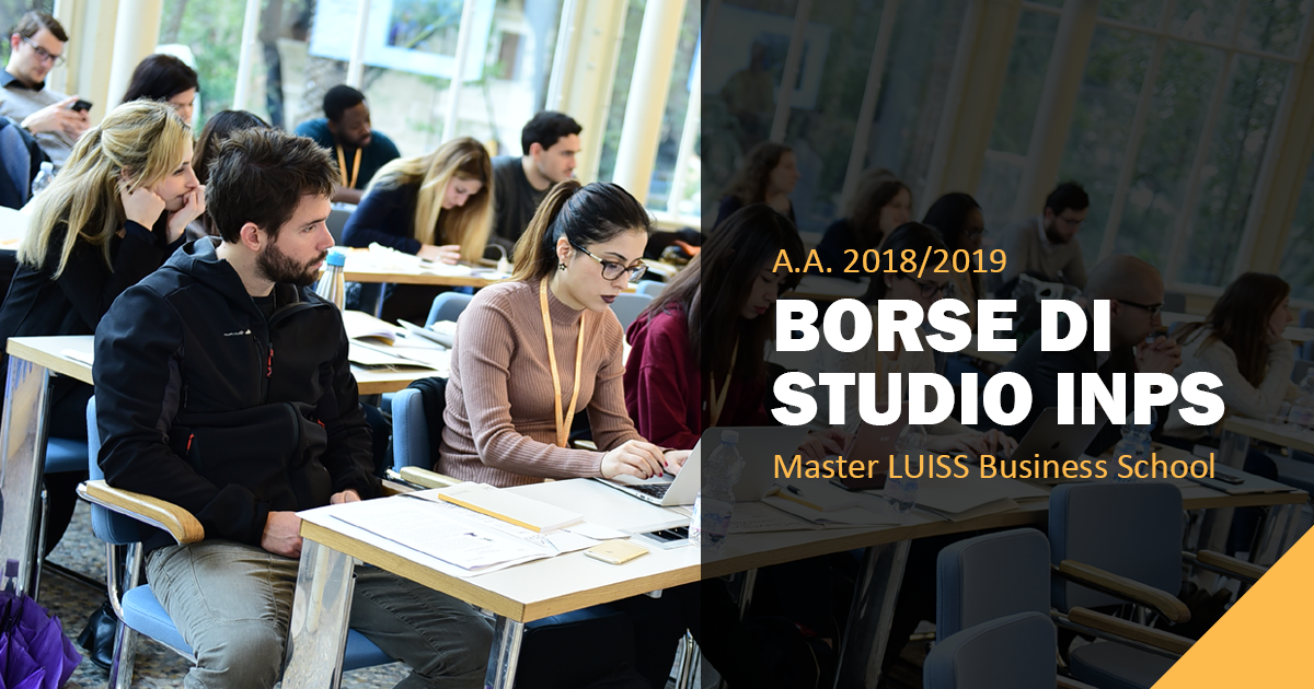borse inps master luiss business school