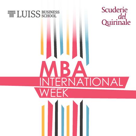 MBA International Week, edition 2