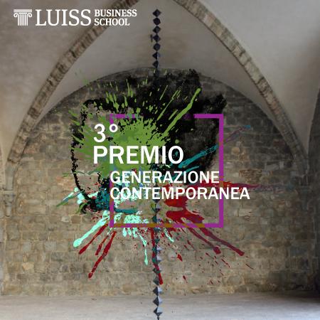 Premio Internazionale Generazione Contemporanea: terza edizione