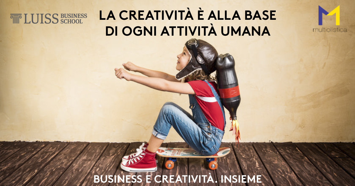 corporate creativity multiolistica
