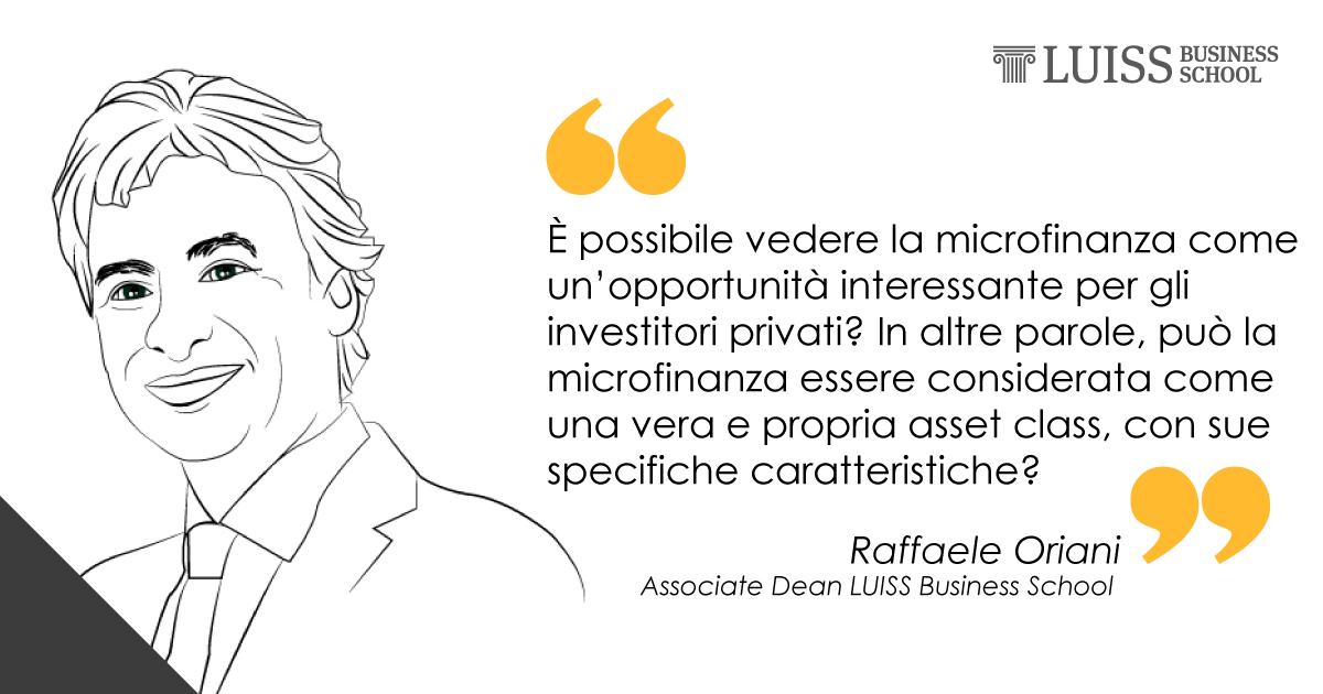 Oriani Microfinanza