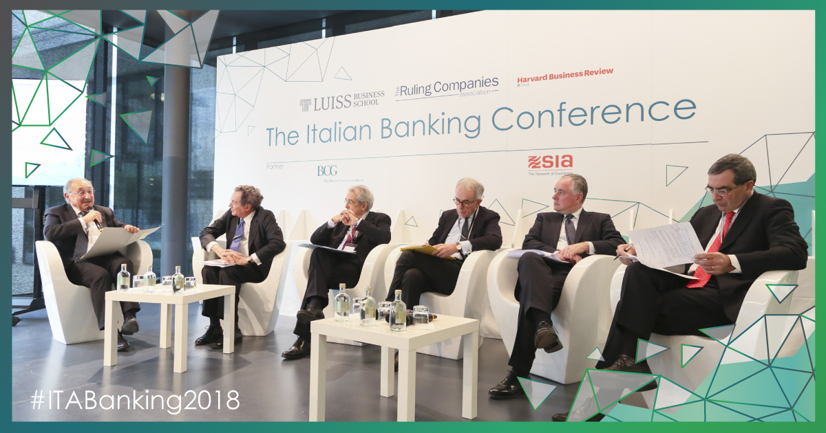 italian banking conference 2018