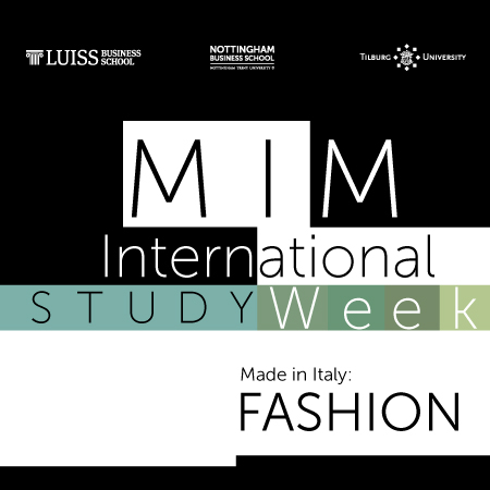 MIM International study week: second edition