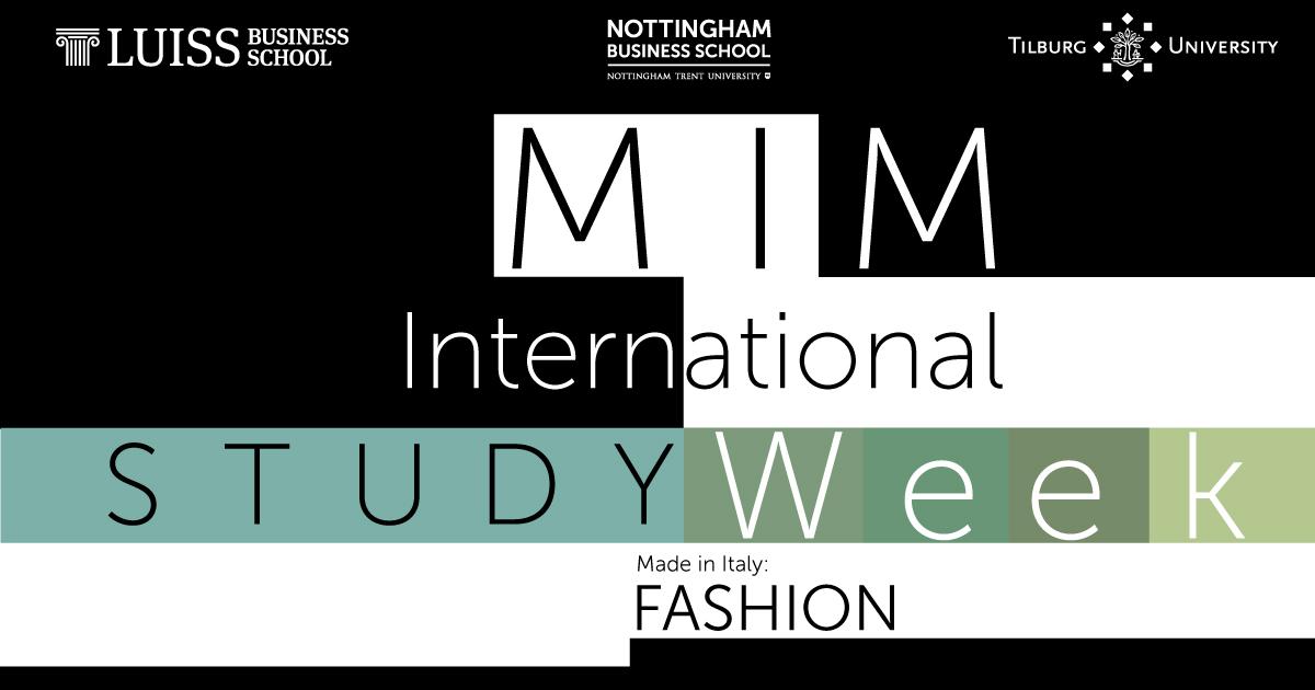 mim international week