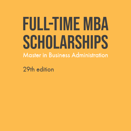 MBA scholarships for the 2019 intake