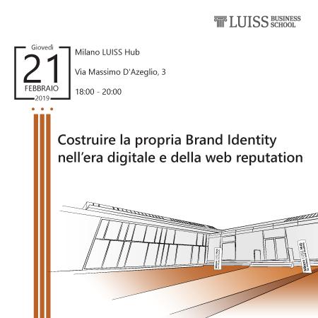 Costruire la propria Brand Identity nell'era digitale e della web reputation: autenticità e personalità