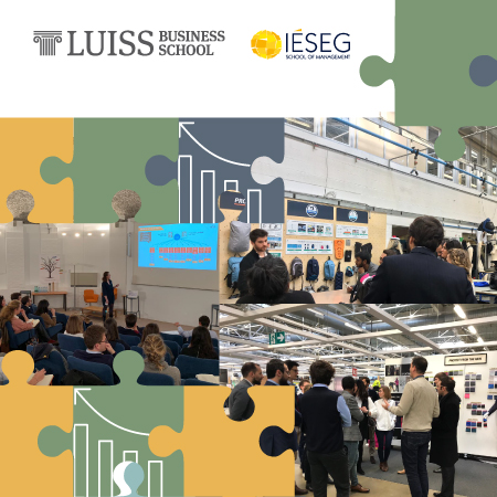 Gli studenti di Family Business Management al Lille Campus di IÉSEG School of Management