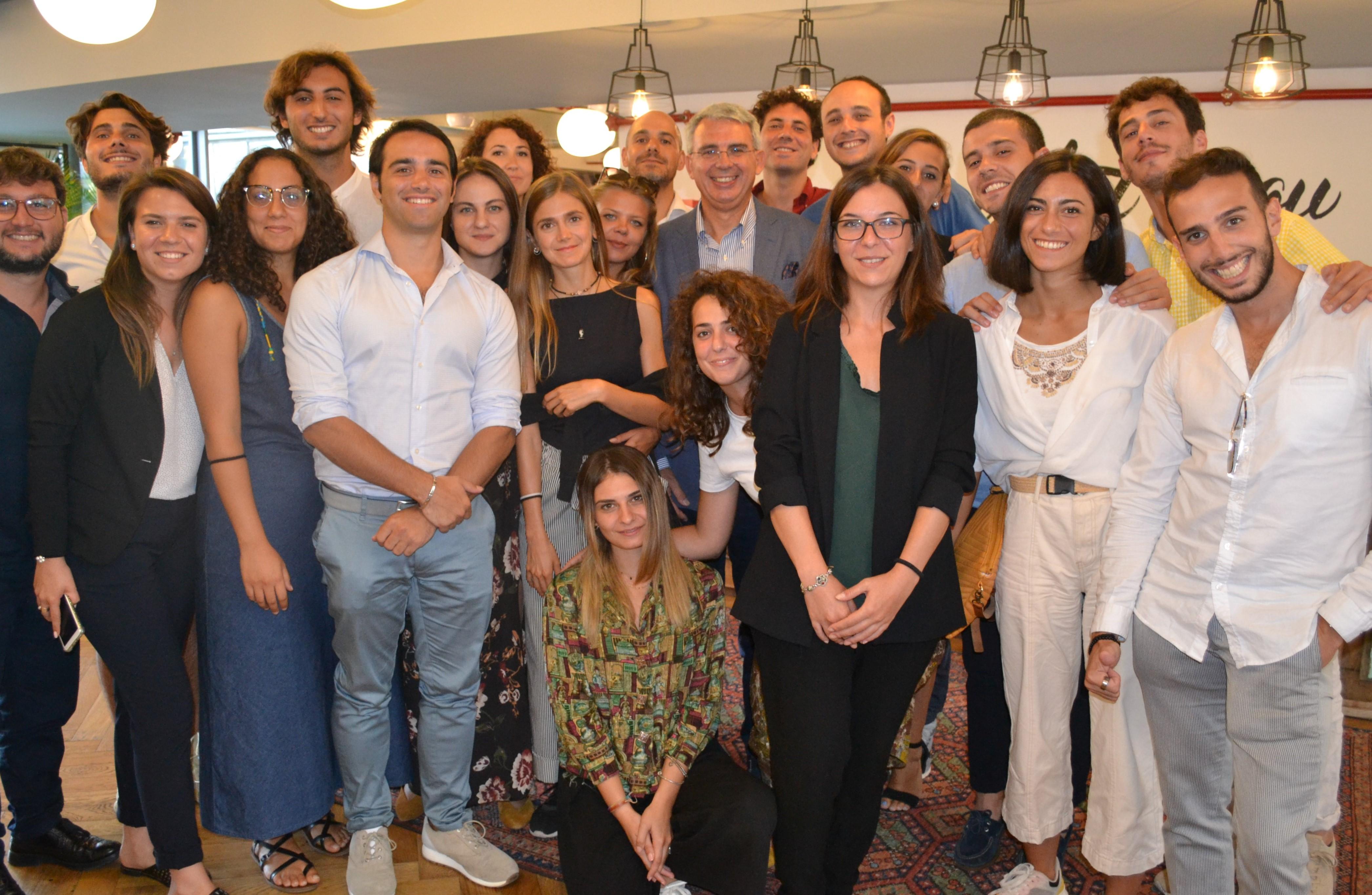 ambasciatore benedetti studenti luiss israele