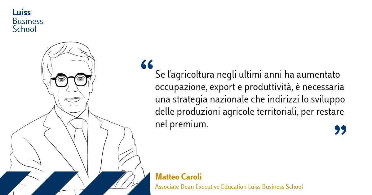 caroli agricoltura italia repubblica