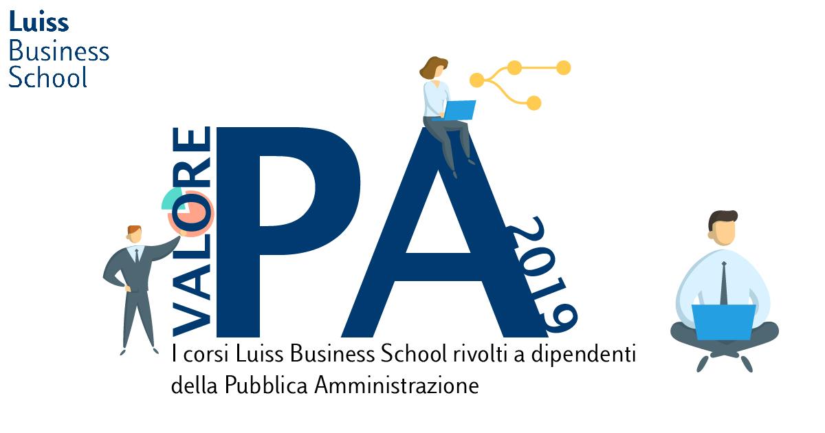corsi pubblica amministrazione