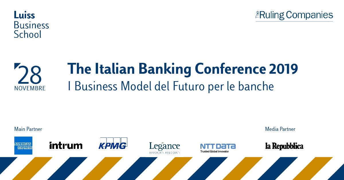 2019_Italian Banking Conference
