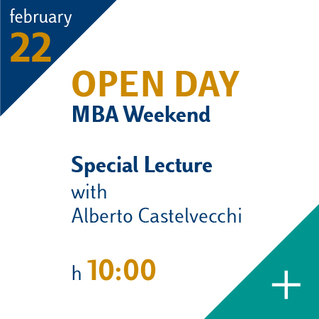 WEEKEND MBA OPEN DAY