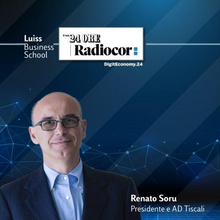 Ora il governo rottami l'adsl: intervista a Renato Soru, AD e fondatore Tiscali