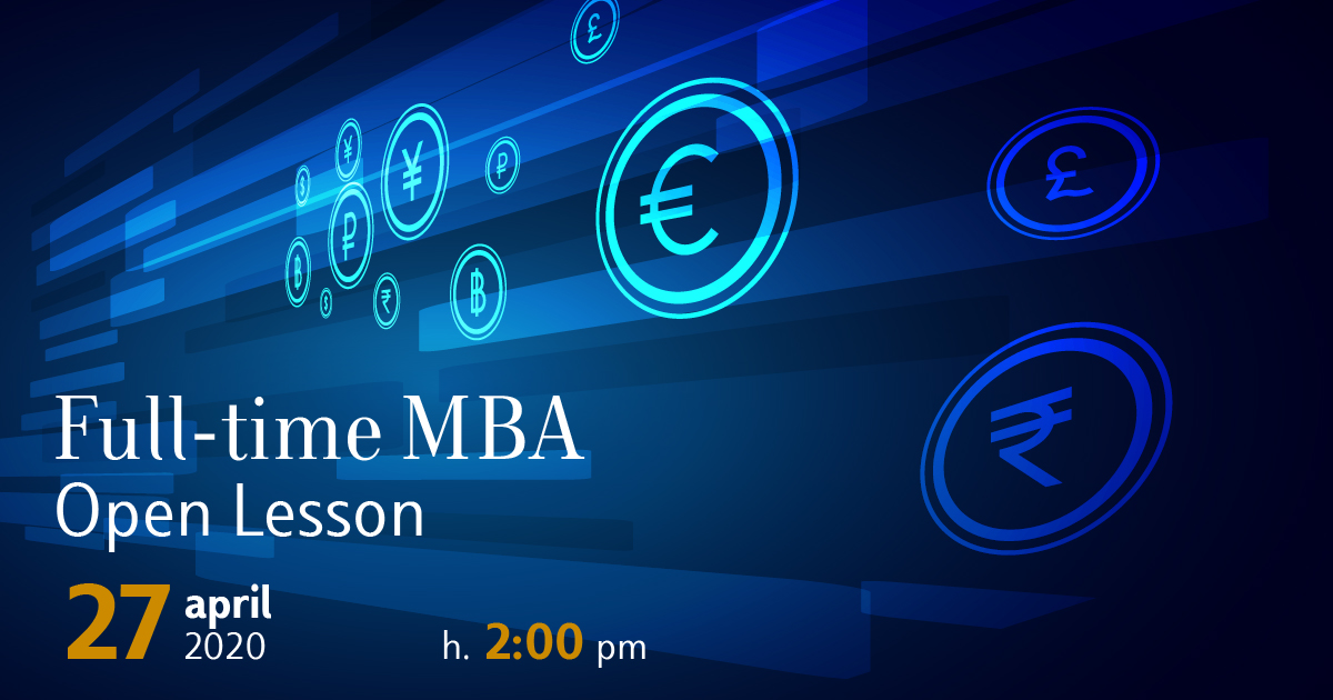 Full-time MBA Online Open Lesson - Financial Planning and Analysis
