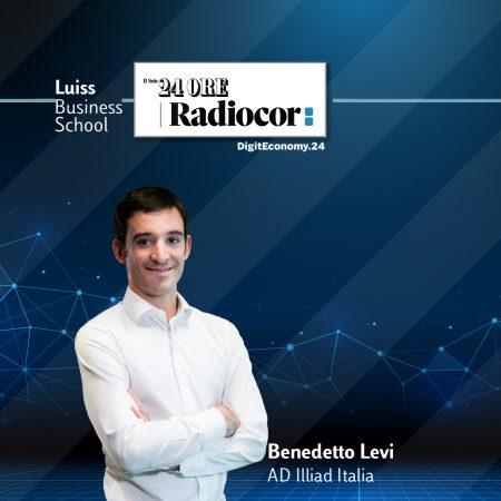 Nel 2020 continueremo a investire: l'intervista all'ad di iliad, Benedetto Levi
