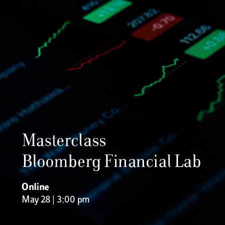 Masterclass online – Master in Financial Management