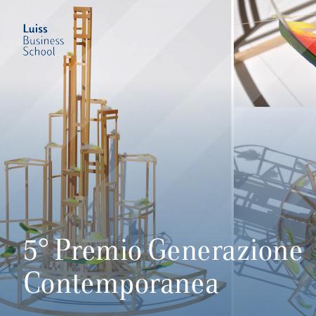 Premio Internazionale Generazione Contemporanea: quinta edizione