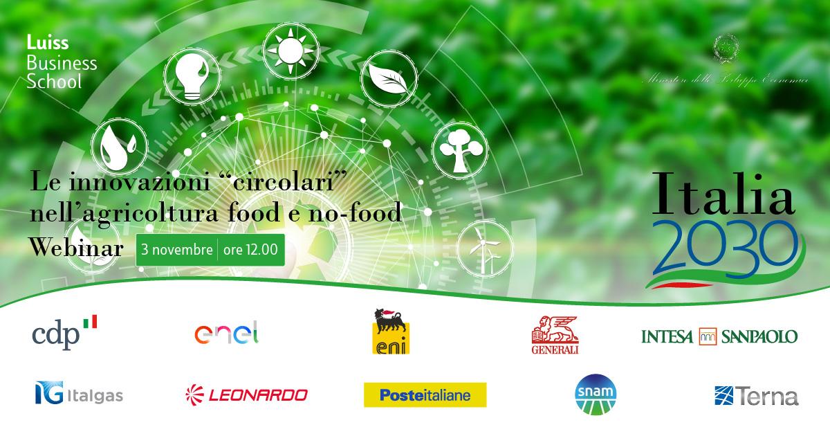 Italia2030_economia circolare agricoltura