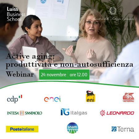 Italia2030_active aging
