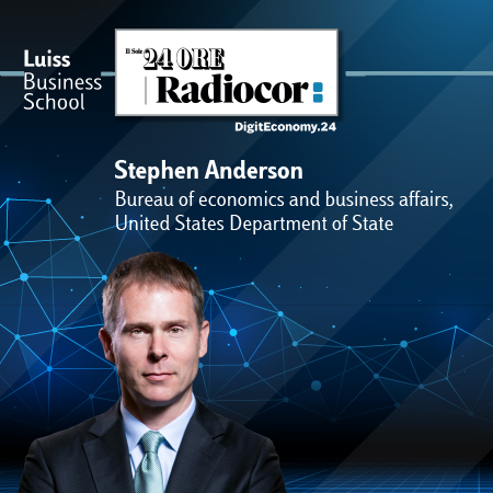Dipartimento di Stato Usa: «su 5G legislazione italiana all'avanguardia, bandire completamente fornitori inaffidabili»